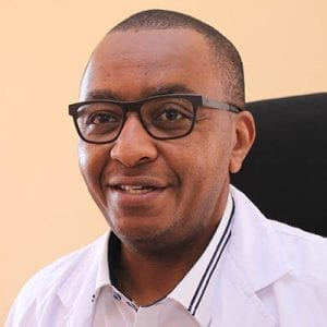 David Kamau - MD, Proctor & Allan