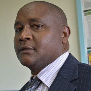 Robert Kilonzo - Director, Food Safety, MoH