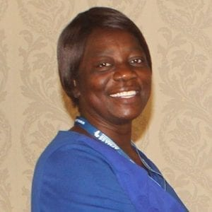 Georgina Kasapatu – Director, Domestic Trade & Commerce, Ministry of Commerce, Trade and Industry, Zambia.