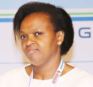 Joyce Mutua – Technical Director, Dairy, KAVES
