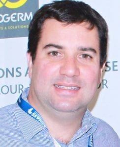 Pierre Edouard Molina – Managing Director, Eurogerm South Africa