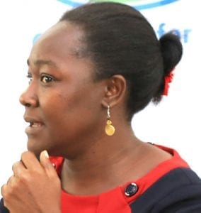 Beatrice Atieno - Manager, KEBS