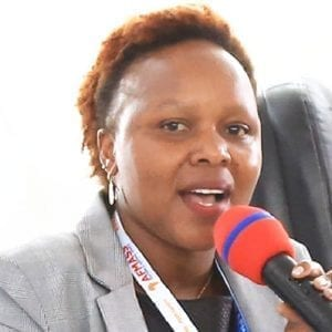Brenda Obura – Food Safety Officer, Ministry of Health