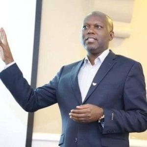 Enock Musinguzi - Country Manager, GAIN