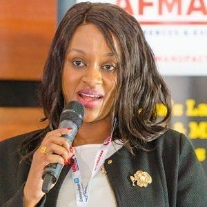 Joyce Gachugi - Waweru - CEO, PETCO