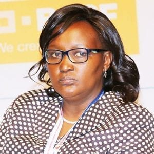 Margaret Kibogy – Managing Director, Kenya Dairy Board