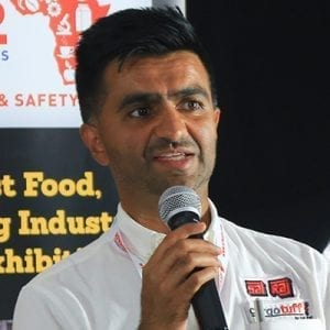 Amar Bahra - Director, Sai Raj Ltd
