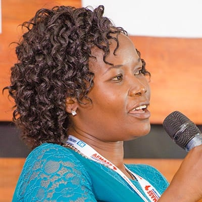 Emillie Opiyo – Retail Manager, Equatorial Nuts