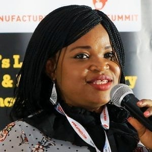 Kemisola Oloriegbe – Packaging Technologist, Nigerian Breweries