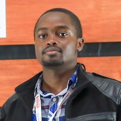 Michael Ndereba - Sales & Marketing Engineer, DST East Africa
