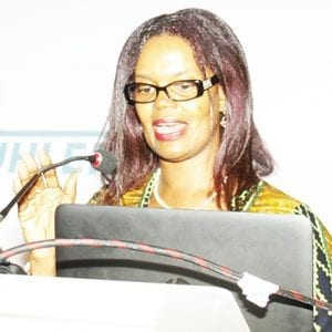 Marsha Macatta-Yambi - Scientific & Regulatory Affairs Manager & Corp Comm & Public Affairs Manager, Nestlé Tanzania|