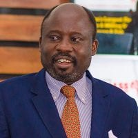 Dr. Christopher Wanga - Chairman, Kenya Veterinary Board